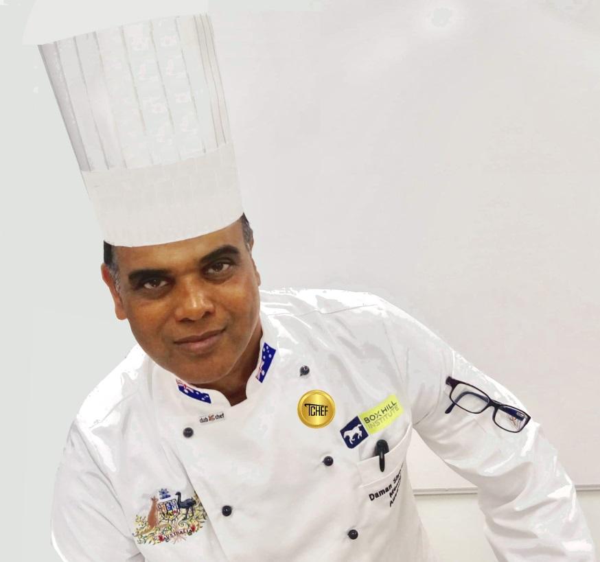 Daman Shrivastav
